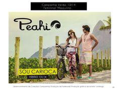 Peahi- Desenvolvimento de coleção, Planejamento, Campanha e Produção.