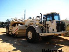 Heavy Machinery by Terex - http://MaskinVerket.se #Terex