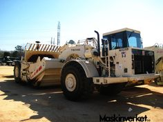 Heavy Machinery by Terex - http://MaskinVerket.se #Terex