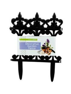 Lawn and Garden 40145: Decorative Garden Fence (Available In A Pack Of 24) -> BUY IT NOW ONLY: $78.72 on #eBay #garden #decorative #fence