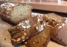 Sin Gluten, Gluten Free, How To Make Bread, Food To Make, Paleo, Healthy Life, Banana Bread, French Toast, Food And Drink