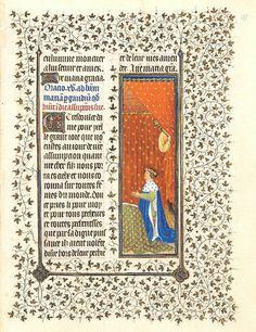Herman, Paul, and Jean de Limbourg manuscript