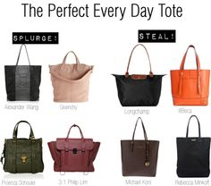 The Perfect Every Day Tote