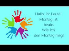 """""""Hallo, ihr Leute - Freitag ist heute"""" (Morgenkreis) - YouTube"""