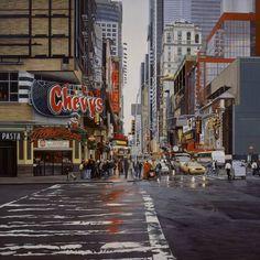 Hyperrealistic Paintings - Nathan Walsh