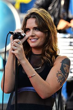 """Tove Lo - New Favorite Artist Check out her album """"Queen of the Clouds"""""""
