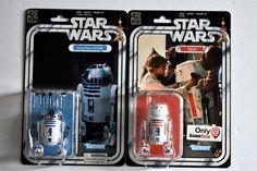 Hasbro Star Wars Black Series 6 Inch Anniversary Gamestop for sale online 80 Tv Shows, R2 D2, Star Wars Collection, Black Series, 40th Anniversary, Antique Toys, Starwars, Lunch Box, Ebay