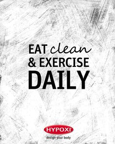 It's the best way to be! #health #exercise #eat #food #clean