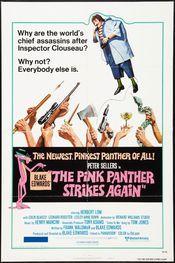 Pantera roz contraataca The Pink Panther Strikes Again The Pink Panther Strikes Again Cinema Best cinemabest.net