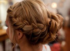 Wedding Hair: Inspiration for the Unsure. | The Blushing Bride