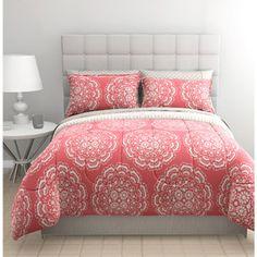 East End Living Madeline Complete Bed-in-a-Bag Bedding Set