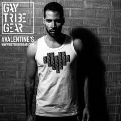 GTG VALENTINE'S DAY SPECIAL EDITION: Get the #valentine's tank in our shop: http://gaytribegear.spreadshirt.de/seasonal-specials-C336015     #gay #homo #queer #gaytribegear #gaytribe #gayvalentine #gayotter #schwul