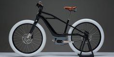 Old Harley Davidson, Best E Bike, Gq, Harley Davidson Dealership, Velo Design, City Model, Bike Brands, Commuter Bike, Bicycles