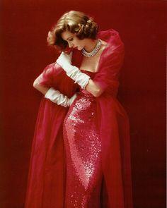 Suzy Parker, 1952