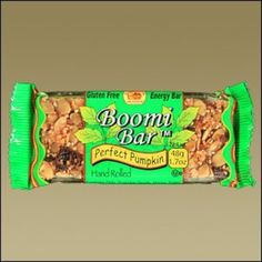 I'm learning all about Mount Govardan Products Boomi Bar Perfect Pumpkin at @Influenster!