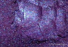 """Fyrinnae, Arcane Magic Collection: Mystical Hedgehog: """"Appears as a vibrant, shimmering purple with a turquoise-green highlight at a distance, but changes to a warmer purple to pink at an angle or close to light. Photos = rubbish. Not lip-safe."""""""