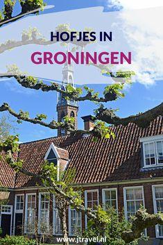 Tijdens je wandeling door Groningen zijn er vele hofjes te bezoeken. Welke dat zijn lees je op mijn website. Lees je mee? #groningen #wandeling #hofjes #jtravel #jtravelblog