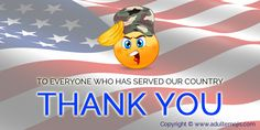 #AdultEmojis family would like to say THANK YOU to everyone who has served to country #MemorialDay #Honor #Remembering #Hero #Salute #Emoji
