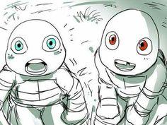 Ninja Turtles Art, Baby Turtles, Teenage Mutant Ninja Turtles, Tmnt Mikey, Tmnt 2012, Tortoises, Movies Showing, Fandoms, The Incredibles