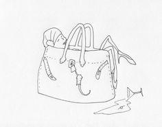 The Written Bag - Hermes