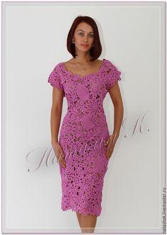 Женский шаблон для фотошоп цикламен вечернее платье