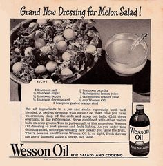 Wesson Oil
