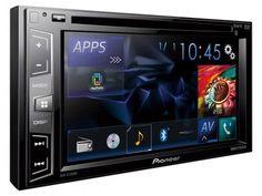 """DVD Automotivo Pioneer AVH-X2780BT Tela 6,2"""" - Bluetooth Entrada USB com as melhores condições você encontra no Magazine Renanouro. Confira!"""