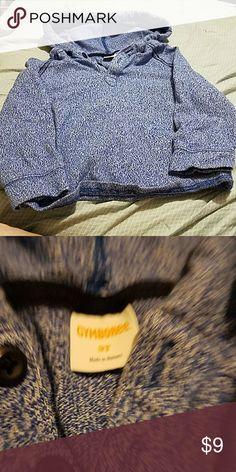 Gymboree hoodie Gymboree hoodie long sleeves excellent condition Gymboree Shirts & Tops Sweatshirts & Hoodies