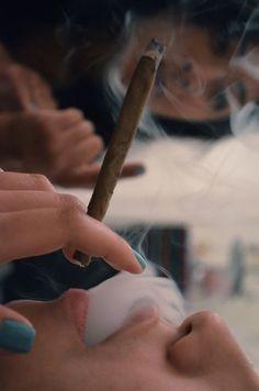;) smoke clouds.