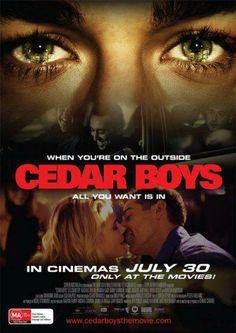 Sert Cocuklar - Cedar Boys! - 2009 - BRRip Film Afis Movie Poster