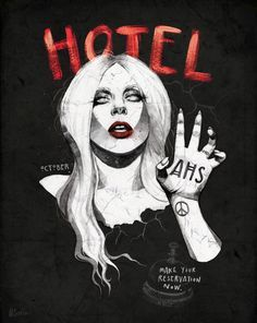 AHS: Hotel (Not A Good Stay For An Hour?)