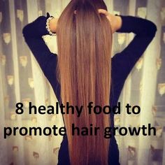 8 healthy food to promote hair growth