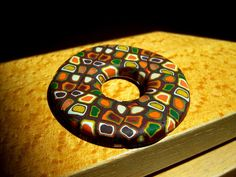 donut chocolate by disenyarte olgamagia, via Flickr