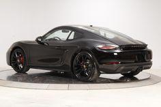 New 2018 Porsche 718 Cayman S