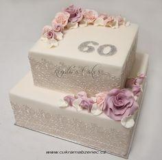 White wedding - Cake by Renata