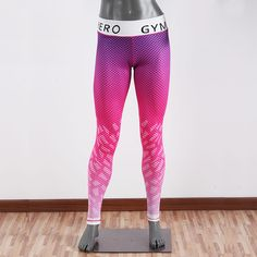 79aac736a4f Sold-Out-Women s Workout Hip Push-Up High Waist Elastic Fitness Yoga  Pants Leggings. PrettyFit Box