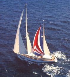 Super Maramu by Amel.... I gotta get me one of these beautiful yachts.