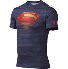 Sé un hombre de acero, con ésta camiseta de Superman