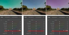Here are some tips to help you use the HSL panel of tools inside Lightroom to edit your landscape photos and make them pop.