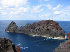 Ilha Graciosa, Açores. Baleia de pedra