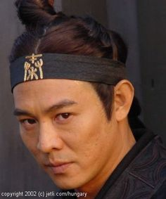 Jet Li in Hero