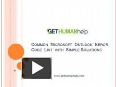 Infographic: Top 6 Microsoft Outlook Errors | Outlook