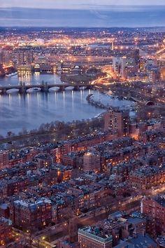 Today's Travel Destination: Boston, Massachusetts - Jetpac Travel Inspiration App for iPad  #JetpacTravel