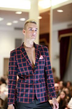 Wild Red Checkered Men's Blazers off from the original price. Blazers For Men, Sport Coat, The Originals, Red, Jackets, Women, Fashion, Down Jackets, Moda