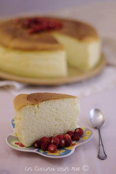 Un soffice delizia la Japanese Cotton Cheesecake