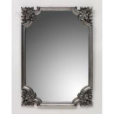 Espejo Artico pan de plata