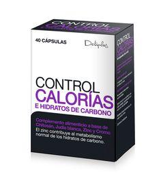 CONTROL DE CALORÍAS E HIDRATOS DE CARBONO. Complemento alimenticio a base de Chitosán, Judía blanca, Zinc y Cromo.  El Zinc contribuye al metabolismo normal de los hidratos de carbono.  El Cromo contribuye a mantener niveles normales de glucosa en sangre.