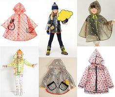 capas-de-chuva-descoladas-para-criancas Fashion Kids, Fashion Design, Hazmat Suit, Rain Wear, Tweed Jacket, Girls Jeans, Holographic, Kids Outfits, Kid Outfits
