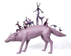 Sadie Brockbank - Mixed Media Sculpture