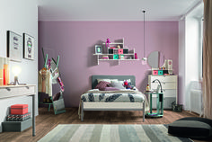 """""""NUANCE""""  Kid's collection, available 2 options for headboard, 3 sizes and more."""